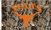 COLLEGIATE Texas Realtree Camo 3' x 5' Flag