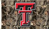 COLLEGIATE Texas Tech Realtree Camo 3' x 5' Flag