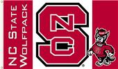 COLLEGIATE NC State Wolfpack 3' x 5' Flag