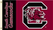 COLLEGIATE South Carolina Gamecocks 3' x 5' Flag