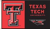 COLLEGIATE Texas Tech Red Raiders 3' x 5' Flag