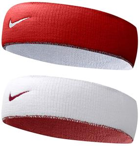 WHITE/VARSITY RED