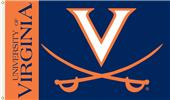 COLLEGIATE Virginia Cavaliers 3' x 5' Flag