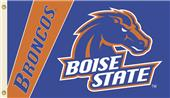 COLLEGIATE Boise State 2-Sided 3' x 5' Flag