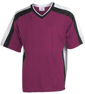 9-MAROON/WHITE/BLACK