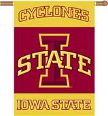 "COLLEGIATE Iowa State 2-Sided 28"" x 40"" Banner"