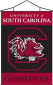 COLLEGIATE South Carolina Indoor Banner Scroll