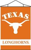 COLLEGIATE Texas Indoor Banner Scroll
