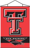 COLLEGIATE Texas Tech Indoor Banner Scroll