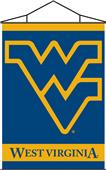 COLLEGIATE West Virginia Indoor Banner Scroll