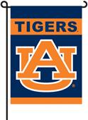 "COLLEGIATE Auburn 2-Sided 13"" x 18"" Garden Flag"