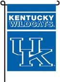 "COLLEGIATE Kentucky 2-Sided 13"" x 18"" Garden Flag"