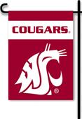 "COLLEGIATE Washington State 13"" x 18"" Garden Flag"
