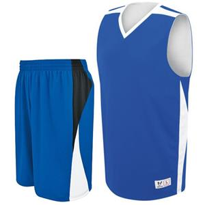 INCLUDES E73149 CAMPUS REVERSIBLE SHORTS