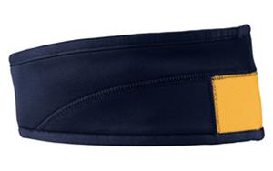 NAVY/LIGHT GOLD