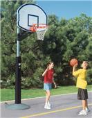 Bison Basketball QwikChange Portable Base