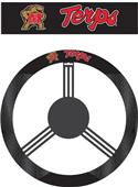 COLLEGIATE Maryland Steering Wheel Cover