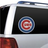 MLB Chicago Cubs Auto Diecut Window Film