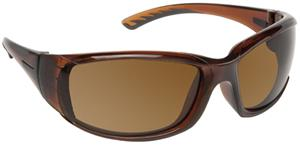 2. TRANS BROWN FRAME/BROWN LENS