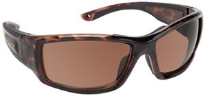1. TORTOISE-BLACK FRAME/BROWN LENS