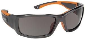 2. CARBON-ORANGE FRAME/GREY LENS