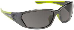 2. GUNMETAL-LIME FRAME/GREY LENS