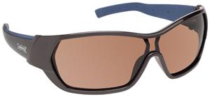 1. ESPRESSO-BLUE FRAME/BROWN LENS