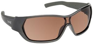 2. CARBON-GREY FRAME/BROWN LENS