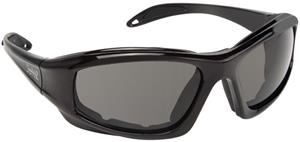1. BLACK FRAME/GREY LENS