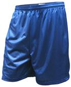 Soffe Youth Polyester Mini-Mesh Fitness Shorts