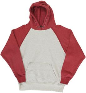 OATMEAL HEATHER/SIMPLY RED