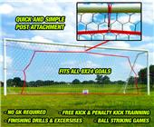 Soccer Innovations PK Pro Snipers Nets