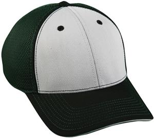 DARK GREEN/GREY/BLACK TRIM