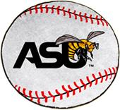 Fan Mats Alabama State University Baseball Mat