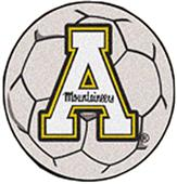 Fan Mats Appalachian State Soccer Ball Mat