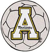 Fan Mats Appalachian State Soccer Ball Mat