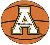 Fan Mats Appalachian State Basketball Mat