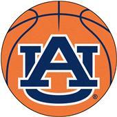 Fan Mats Auburn University Basketball Mat