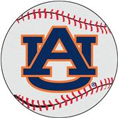 Fan Mats Auburn University Baseball Mat