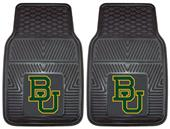 Fan Mats Baylor University Vinyl Car Mats (set)