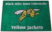 Fan Mats Black Hills State U. Starter Mat