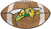 Fan Mats Black Hills State U. Football Mat