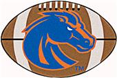 Fan Mats Boise State University Football Mat