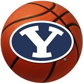 Fan Mats Brigham Young University Basketball Mat