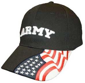 BLACK/ARMY