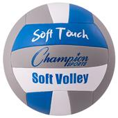 Champion Sports Soft Touch Volleyballs