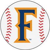 Fan Mats Cal State Fullerton Baseball Mat