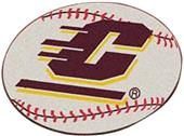 Fan Mats Central Michigan Univ Baseball Mat