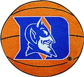 Fan Mats Duke University Basketball Mat