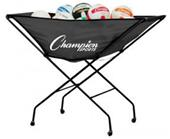 Champion Sports Collapsible Volleyball Carts